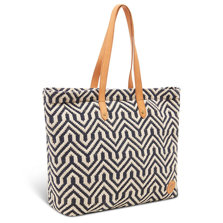 North Twin Shopper for Women in Beige/Black-