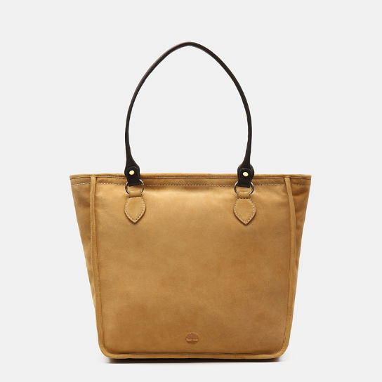 Magnolia Harbor Tote Bag for Women in Yellow | Timberland