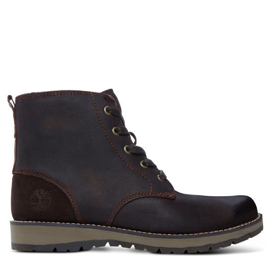 Kidder Hill 6-inch Boot Junior Marron vieilli | Timberland