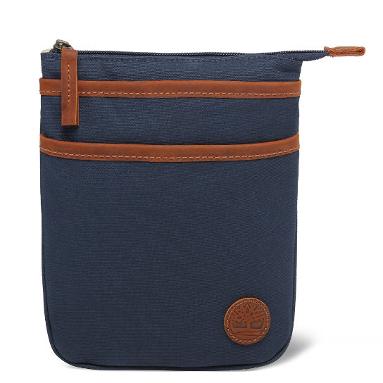 Walnut Hill Mini Items Bag Blu | Timberland