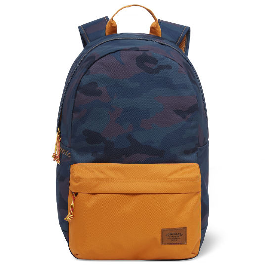 Crofton 22L Backpack Print Blauw/geel | Timberland