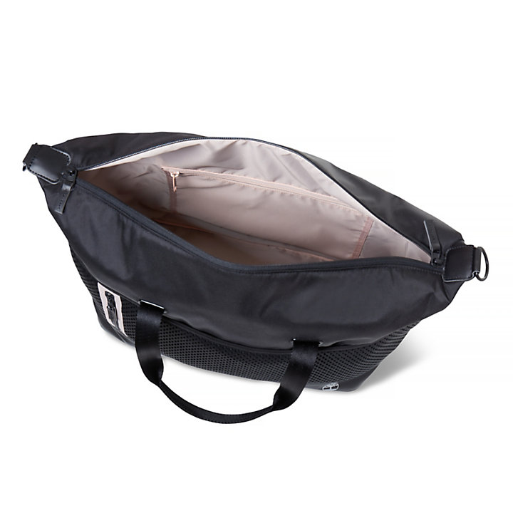 Women's Flyroam Duffel Bag Black-