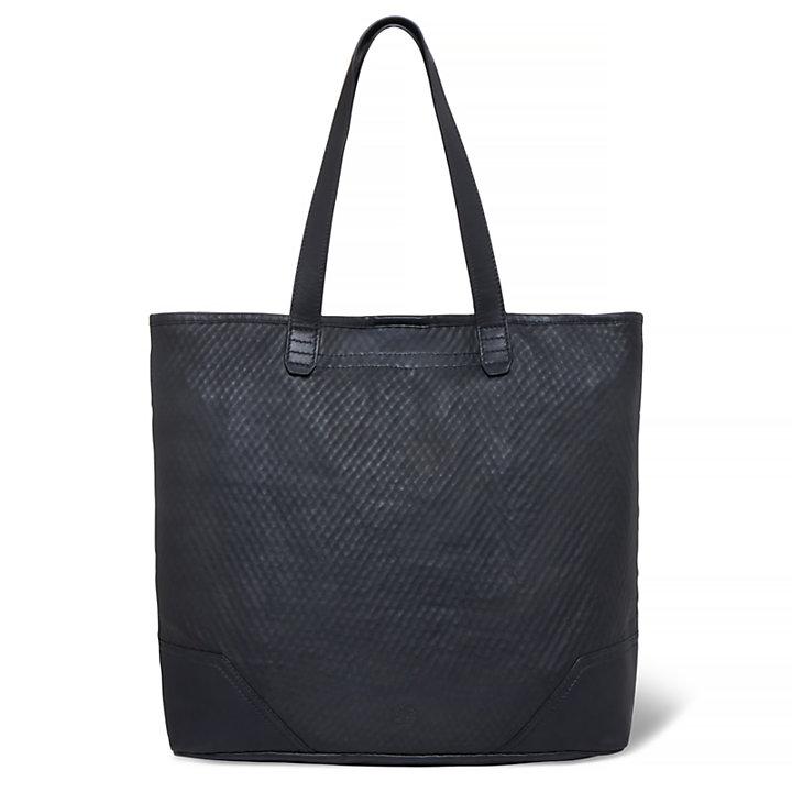Women's Cascade Falls Tote Bag Black-
