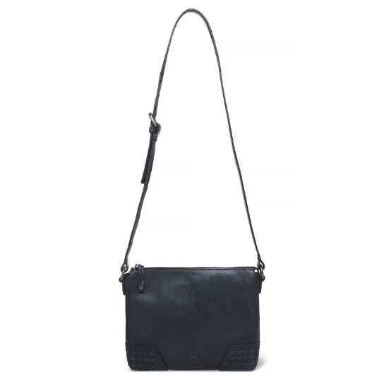 Cascade Falls Small Shoulder Bag Dames Zwart | Timberland