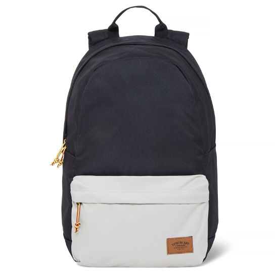 Crofton Colour Block Backpack Zwart | Timberland