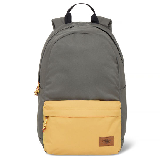 Crofton Colour Block Backpack Vert | Timberland