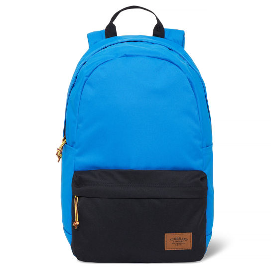 Crofton Colour Block Backpack Bleu | Timberland