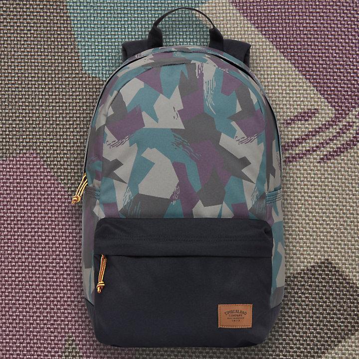 a8e4f461025ba Crofton Printed Backpack Tropisch groen