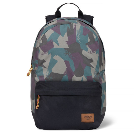 Crofton Printed Backpack Tropical Green | Timberland
