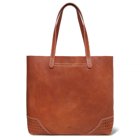 Women's Cascade Falls Shopping Bag Brown | Timberland