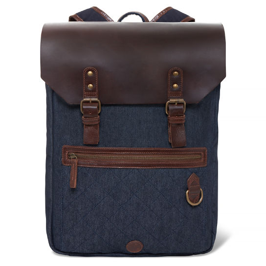 Nantasket Denim Backpack Blue | Timberland