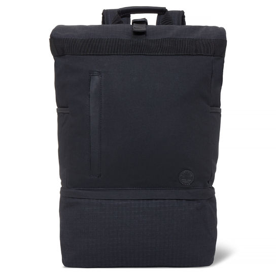 Cohasset Roll Top Backpack Black | Timberland