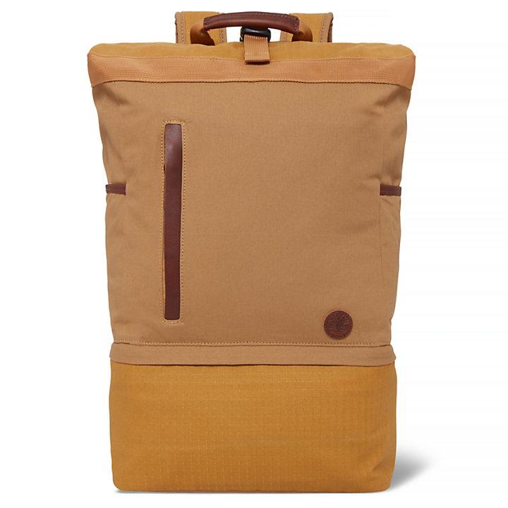 1af6af864 Cohasset Roll Top Backpack Yellow | Timberland