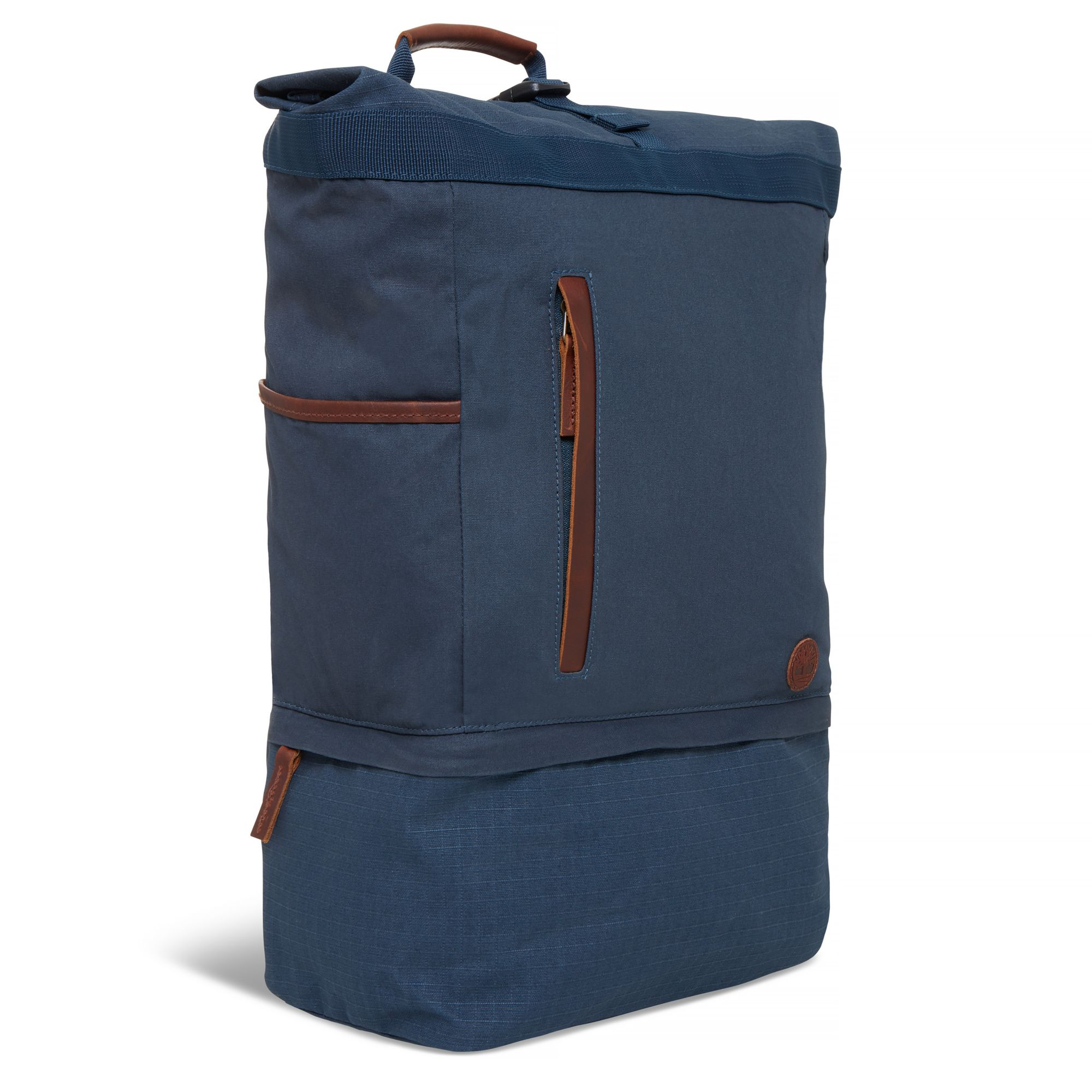 Cohasset Roll Top Backpack Navy