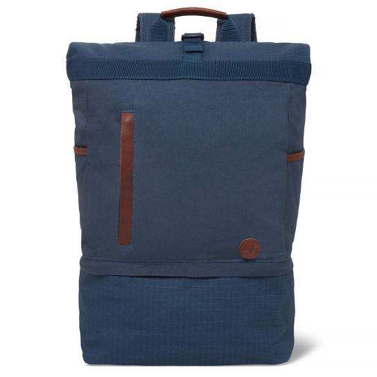 Cohasset Roll Top Backpack Navyblau | Timberland