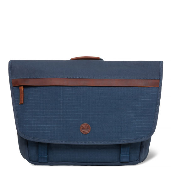 Cohasset Messenger Bag Navy | Timberland