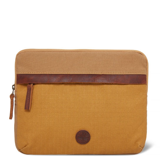 Cohasset Tablet Sleeve Yellow | Timberland