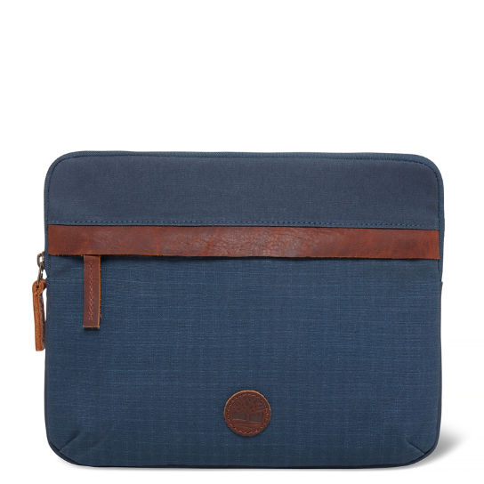 Cohasset Tablet Sleeve Navy | Timberland