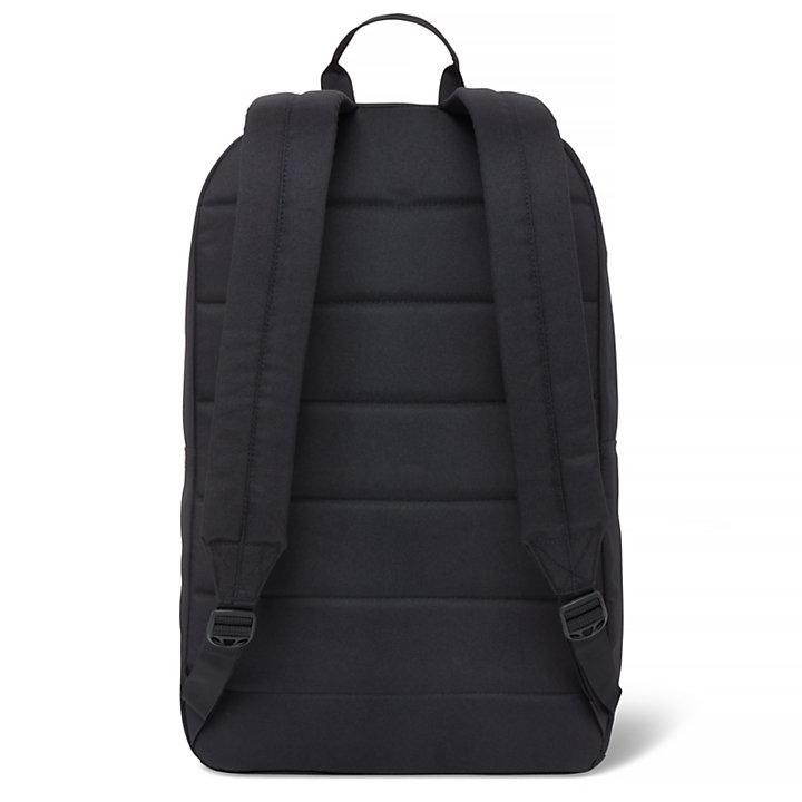 Crofton Zip Top Backpack Noir-