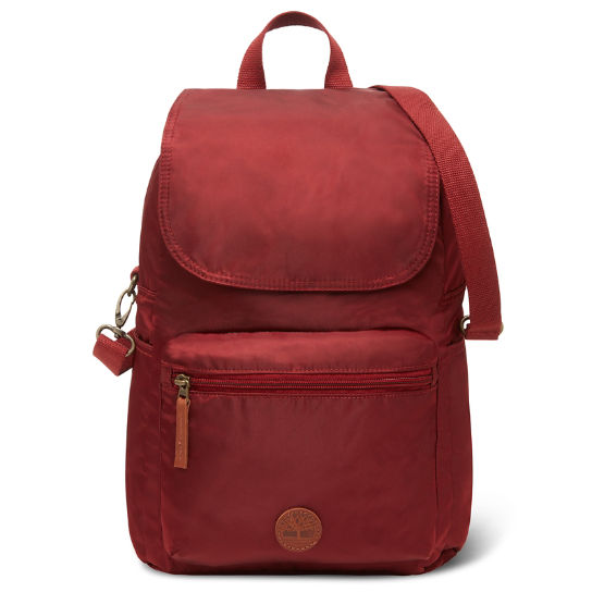 Carrigain 17L Nylon Backpack for Women in Red | Timberland