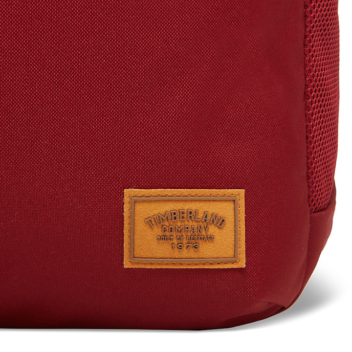Crofton Rucksack in Rot-