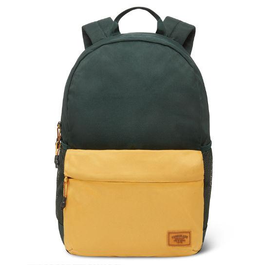 5f8ea200225c Crofton Classic Colour-Block Backpack in Green