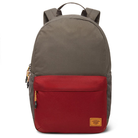 Crofton Classic Colour-Block Backpack in Grey | Timberland