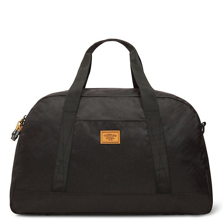 Crofton Duffel Bag in Black-