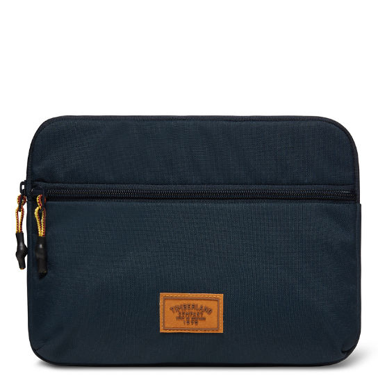 Crofton Tablet Sleeve in Navy | Timberland