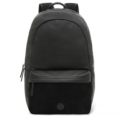 Tuckerman+Leather+and+Suede+Backpack+in+Black