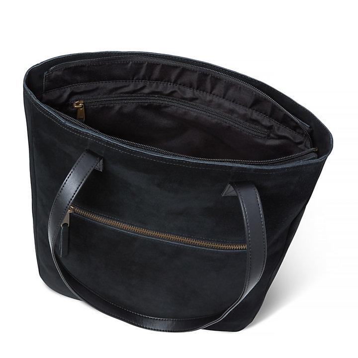 Tillston Tote Bag for Women in Black-