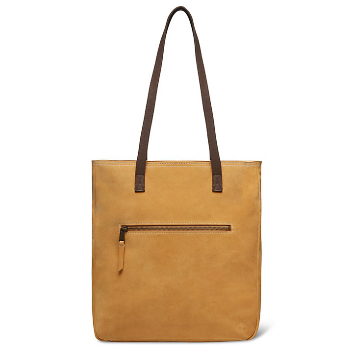 Tillston Tote Bag for Women in Yellow-