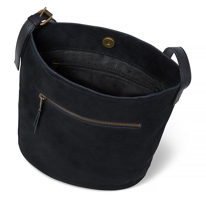 Tillston Hobo-Handtasche für Damen in Schwarz-