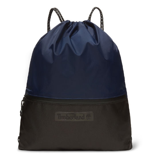 Men's Castle Hill Cinch Sack Navy | Timberland