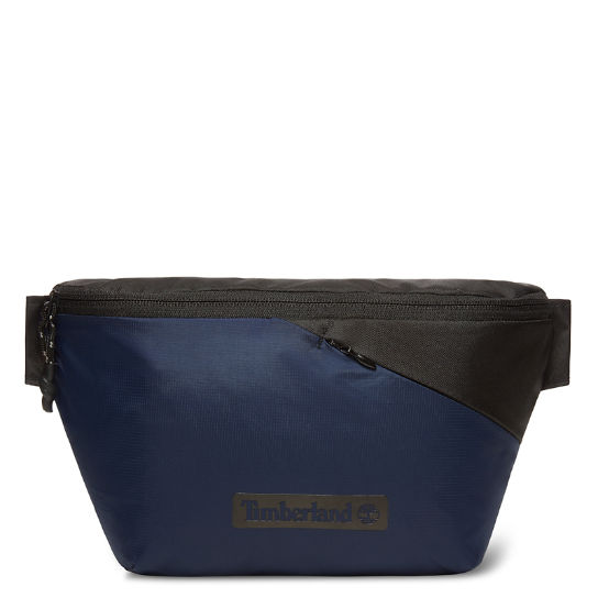 Men's Castle Hill Waist Pack Navy | Timberland