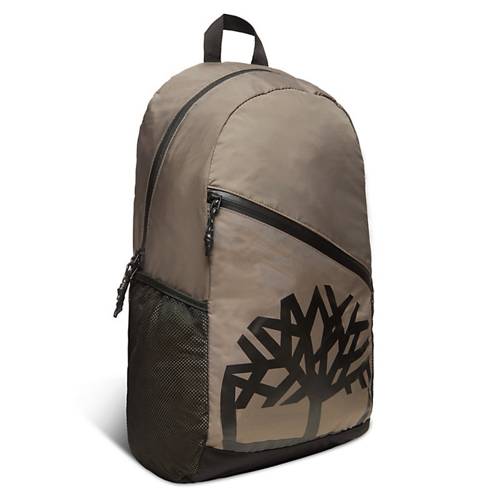 Herren Castle Hill Backpack Taupe-