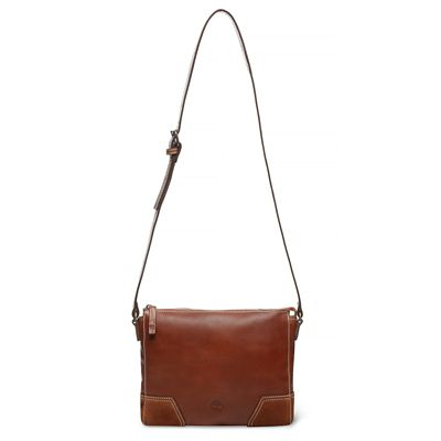 Cascade+Falls+Shoulder+Bag+for+Women+in+Tan