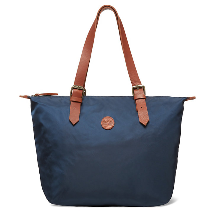 Carrigain Tote Bag for Women in Navy-