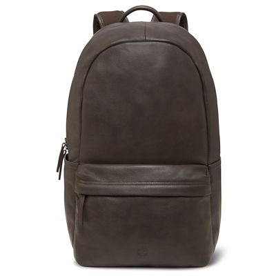 Leather+Backpack+in+Dark+Brown