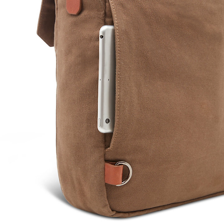 Nantasket Backpack in Brown-