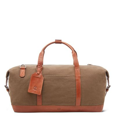 Nantasket+Duffel+Bag+in+Braun