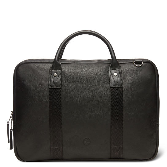 Tuckerman Briefcase in Black | Timberland