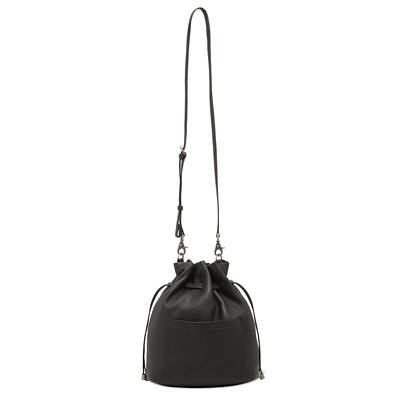 Ashbrook+Bucket+Bag+voor+Dames+in+Zwart
