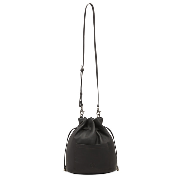 Ashbrook Bucket Bag for Women in Black-