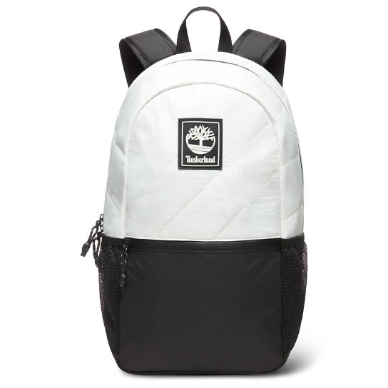 Classic 20 Litre Backpack in White | Timberland