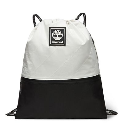 Drawstring+Backpack+in+White