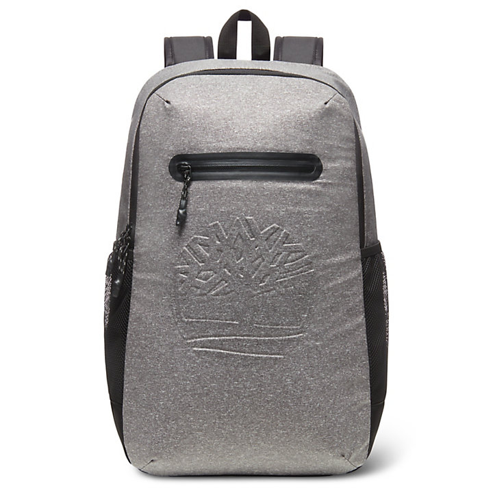 Jersey Large Backpack in Grey-