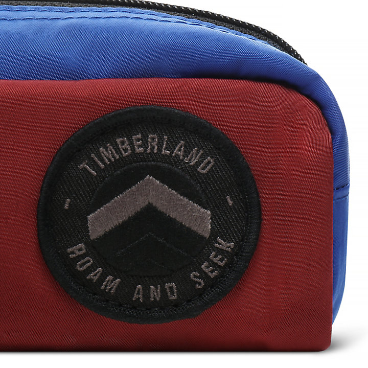 Ferndale Pencil Case in Red-