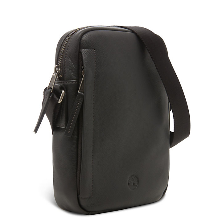 Borsello Tuckerman in colore nero-