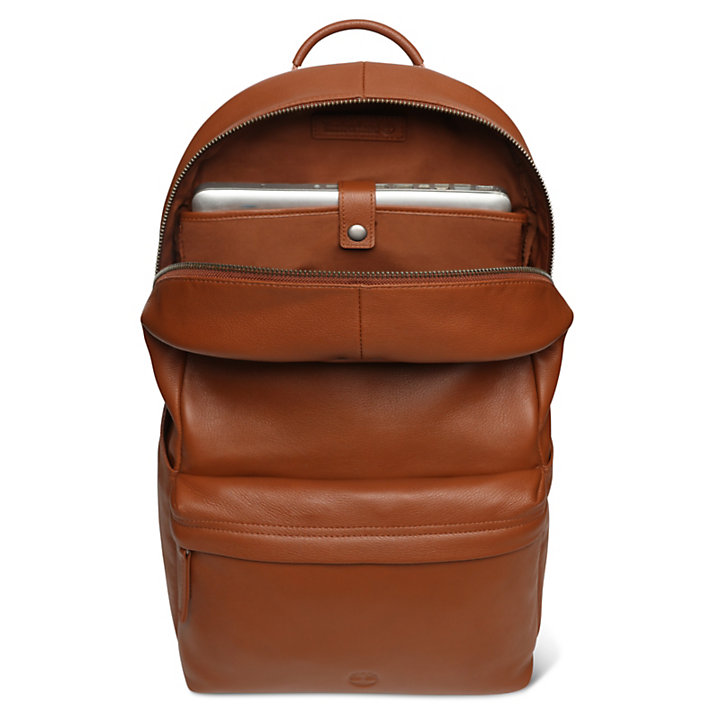 Tuckerman Backpack in Light Brown-